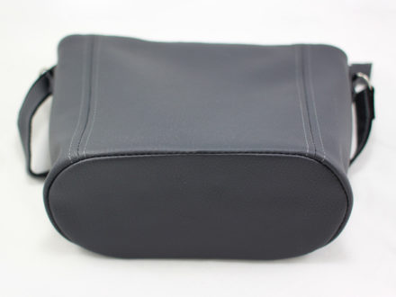 Sewing rounded bottom into a bag