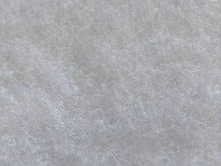 Example of nonwoven fabric - wadding