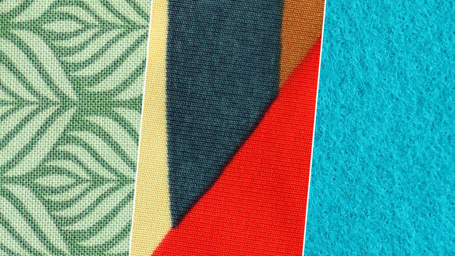Fundamentals of fabrics - knitted, woven and nonwoven fabric