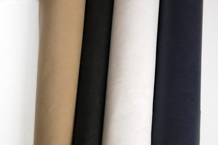 Spunbond nonwoven fabrc / interfacing - usage and properties