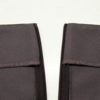 How to sew a waist facing to a skirt with an invisbile zipper